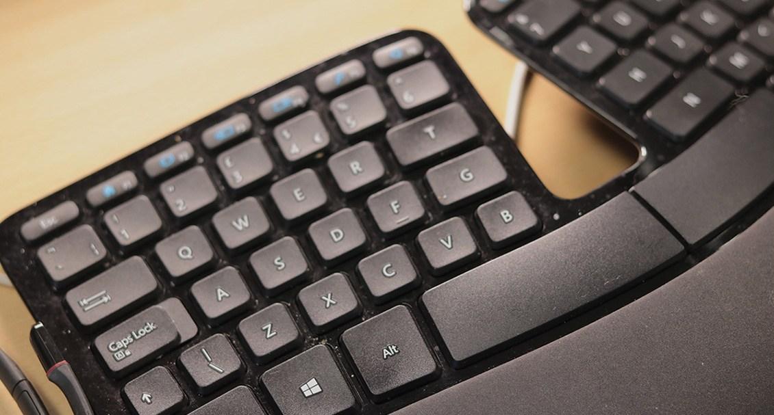 Assitive-keyboard