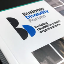 Image of a Business Disability Forum publication