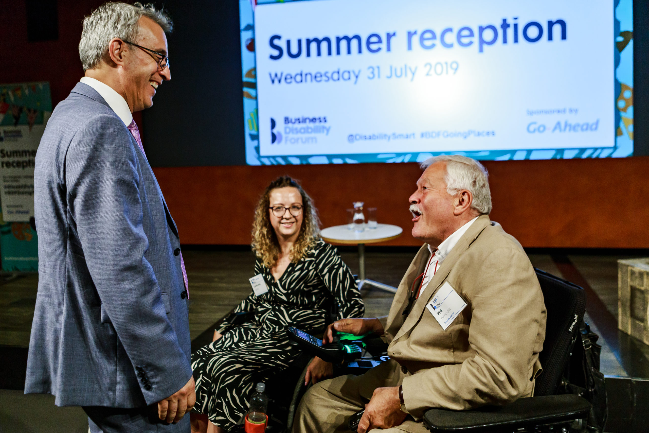Business Disability Forum Summer Reception 2019
