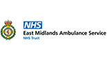 East Midlands Ambulance Service logo