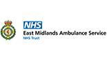 East Midlands Ambulance Service logo