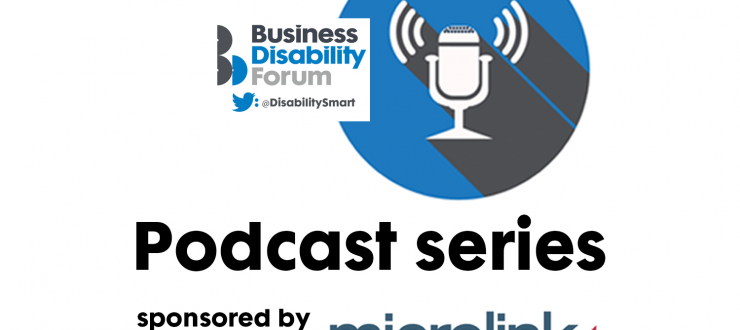 Image of Podcast series with Microlink sponsor logo