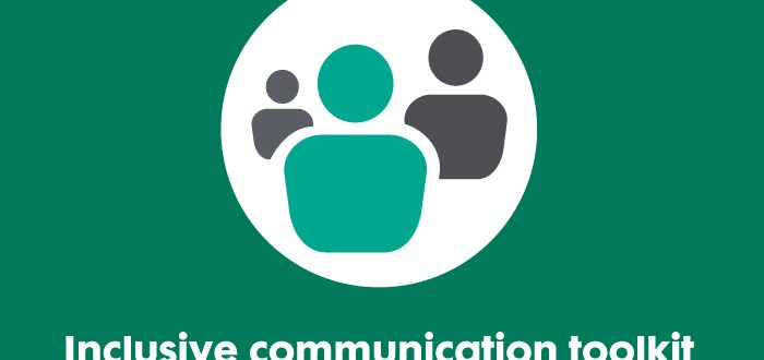 Inclusive communication toolkit logo