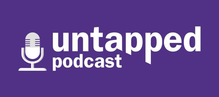 Untapped podcast logo