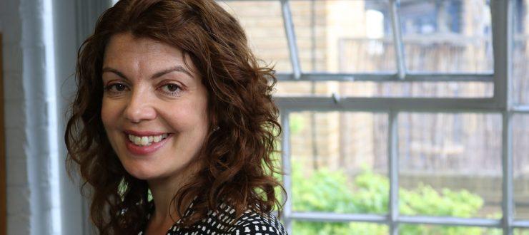 Diane Lightfoot smiling