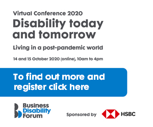 Business Disability Forum Virtual Conference