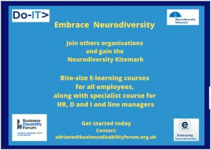 Do-It> are experts in Neurodiversity and inclusivity in business