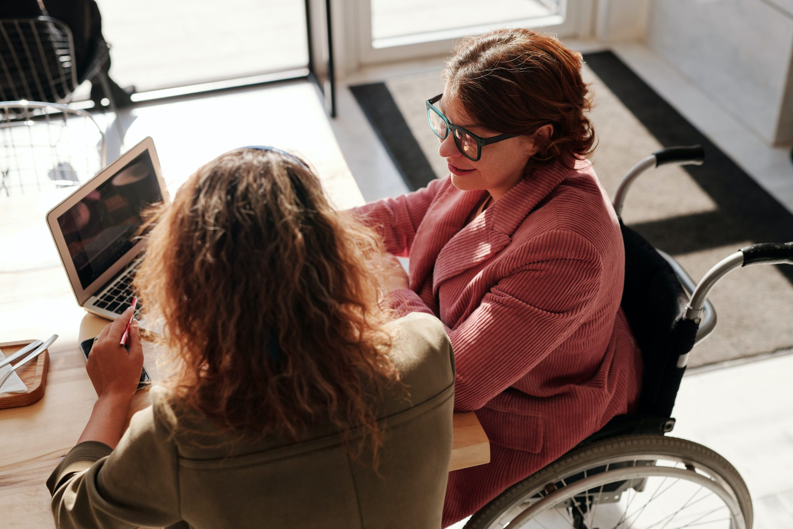 Meetings, DIsabilities and Welcoming Customers