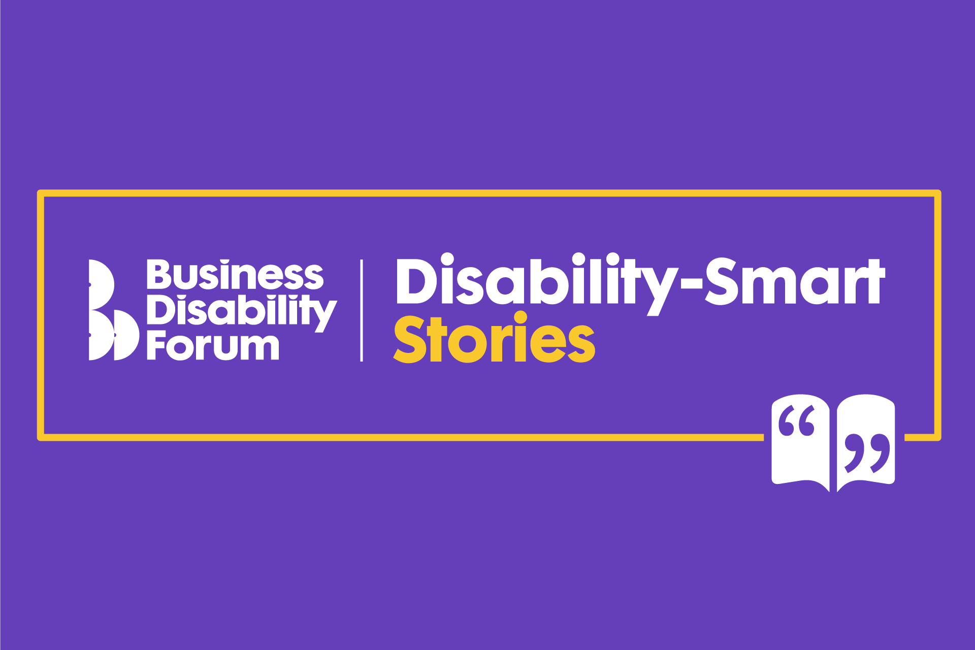 Disability Smart Stories