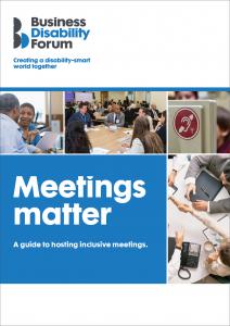 Meetings Matter Brochure