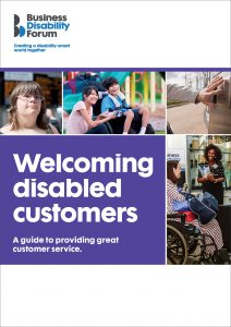 Welcoming Disabled Customers