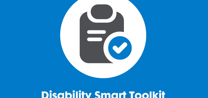 Disability Smart Toolkit logo