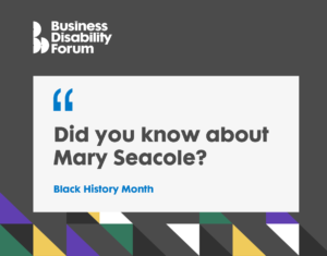 Did you know about Mary Seacole?