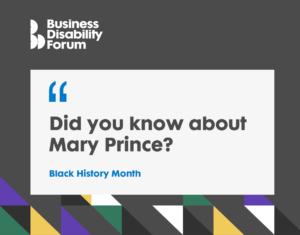 Did you know about Mary Prince?